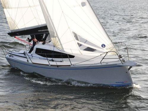 Segelboot Maxus Evo 24 (2020)