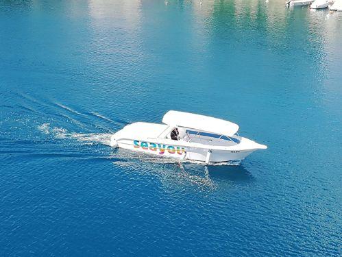 Sportboot Fast Boat (2019)