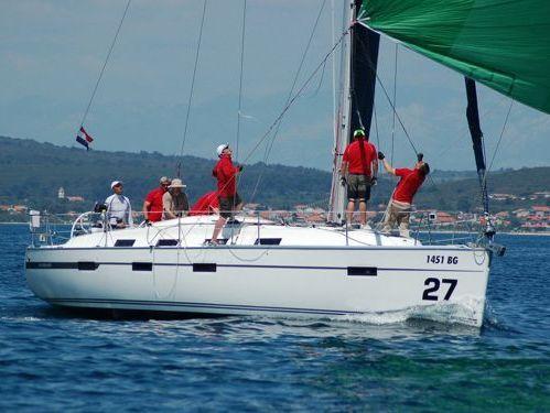 Segelboot Bavaria Cruiser 40 S (2013)