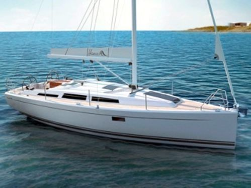Segelboot Hanse 348 (2019)