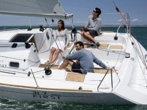 Zeilboot Beneteau First 31.7 (2006)