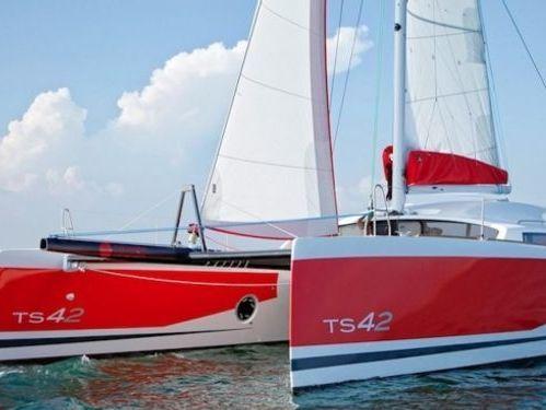 Catamaran TS 42 (2020)
