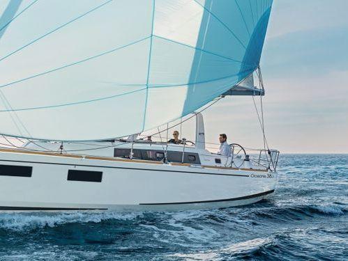 Zeilboot Beneteau Oceanis 38.1 (2019)
