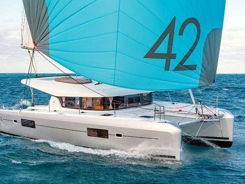 Catamaran Lagoon 42 (2020)