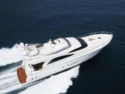 Motor boat Dominator 62 S (2008)