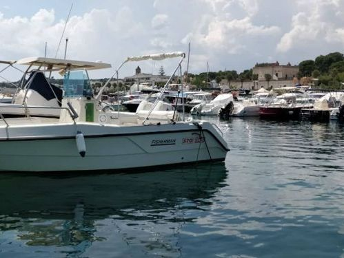 Motorboot Fisherman  (2007)
