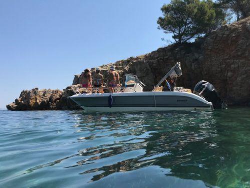 Sportboot Sessa Key Largo 20 (2012)