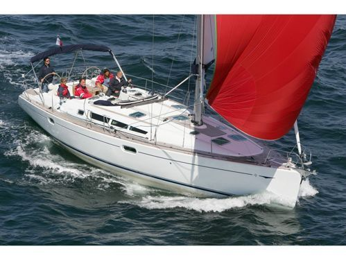 Segelboot Jeanneau 45 (2008)