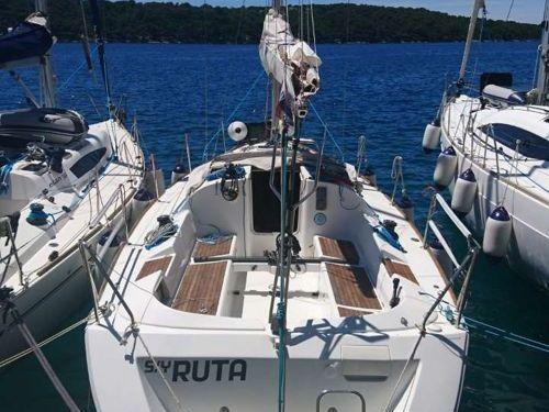 Segelboot Beneteau First 31.7 (2007)