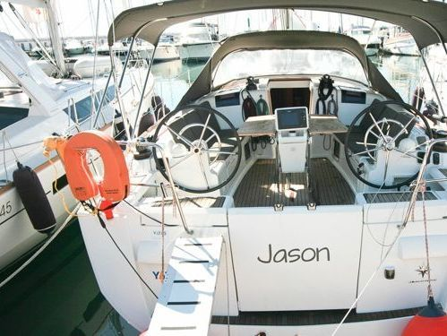Segelboot Jeanneau Sun Odyssey 439 (2014)