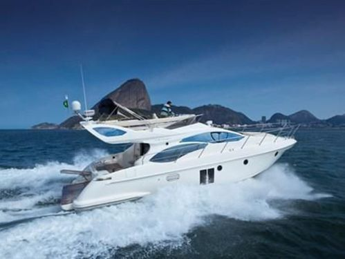Motor boat Azimut 43 Fly (2008)