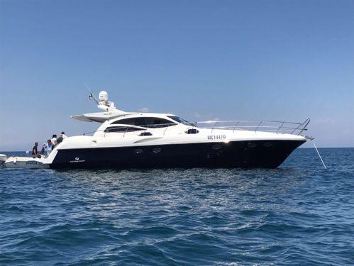 Motor boat Alena 48 (2007)