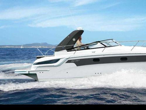 Motor boat Bavaria Sport 32 (2018)