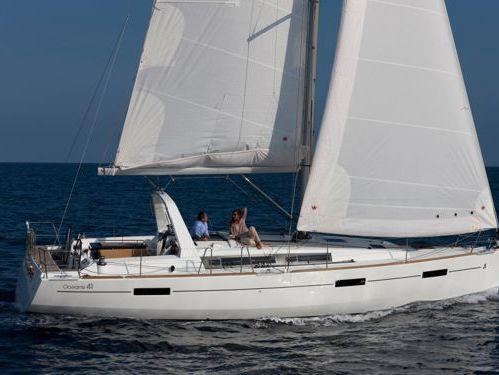 Velero Beneteau Oceanis 41.1 (2016)
