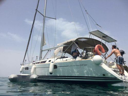 Sailboat Jeanneau Sun Odyssey 44 i (2011)