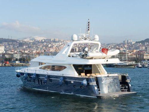 Motorboot Custom Build Luxury (2009)