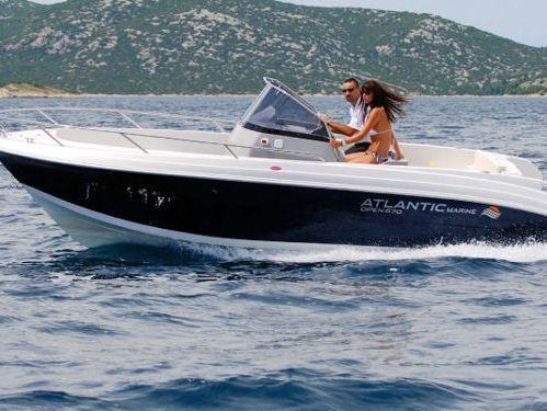 Sportboot Atlantic Marine 670 Open (2018)