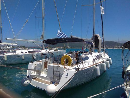 Sailboat Beneteau Oceanis 46 (2009)
