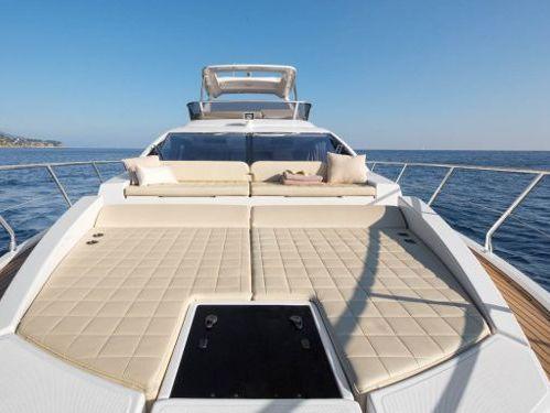 Motorboot Azimut 50 (2018)