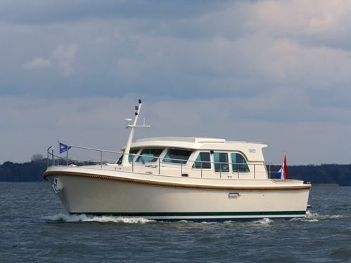 Houseboat Linssen Grand Sturdy 40.9 AC (2016)