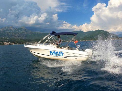 Speedboot Jeanneau Cap Camarat 6.25 (2006)