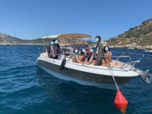 Motor boat Sessa Key Largo 26 (2012)