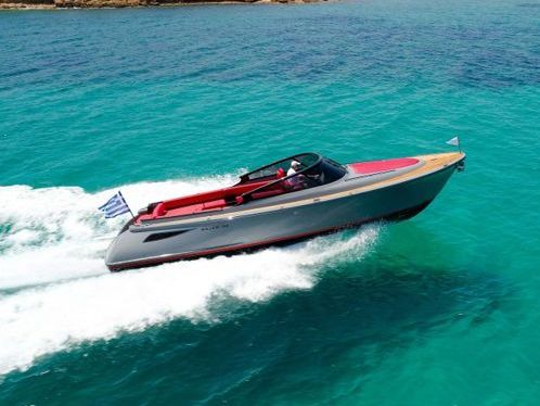 Speedboat Wajer 38 (2018)