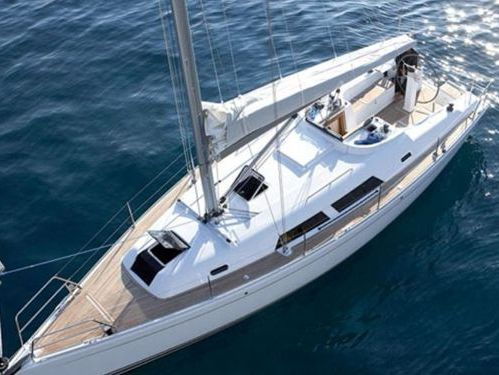Sailboat Hanse 370 (2009)