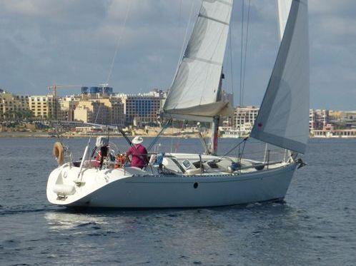 Segelboot Beneteau First 38S5 (1995)