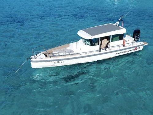 Speedboat Axopar 28 (2016)