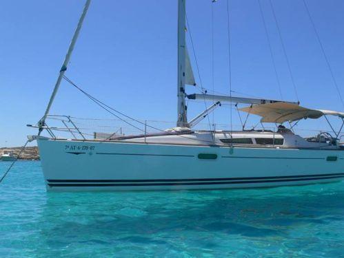 Sailboat Jeanneau Sun Odyssey 39 i (2014)