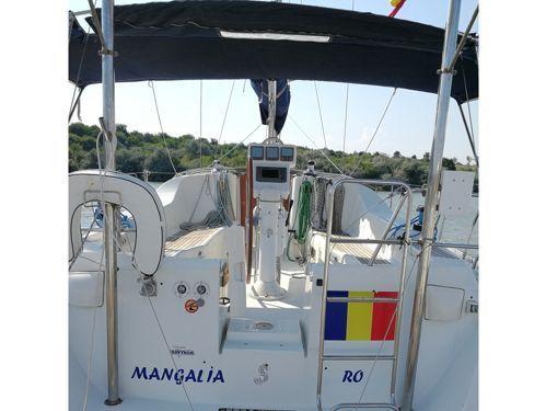 Segelboot Beneteau Oceanis Clipper 393 (2005)