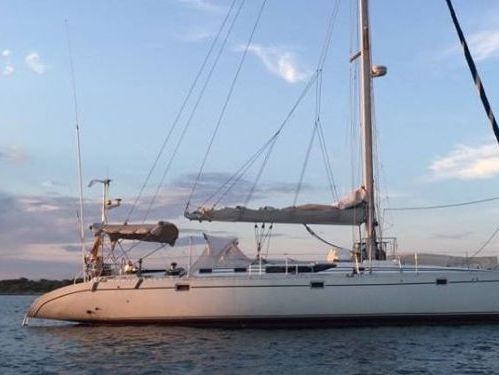 Sailboat Beneteau Oceanis 55 (1994)