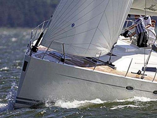 Segelboot Hanse 461 (2005)