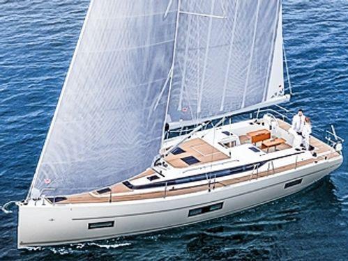 Sailboat Bavaria Cruiser 45 (2019)
