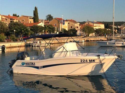 Motorboot Elan 650 (2018)