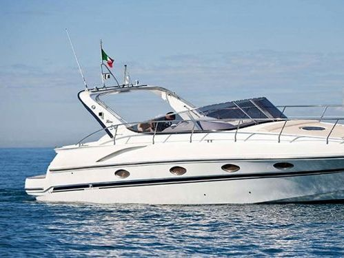 Motor boat Mira 34 (2011)