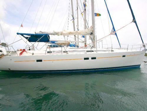 Velero Beneteau Oceanis 41 (2000)