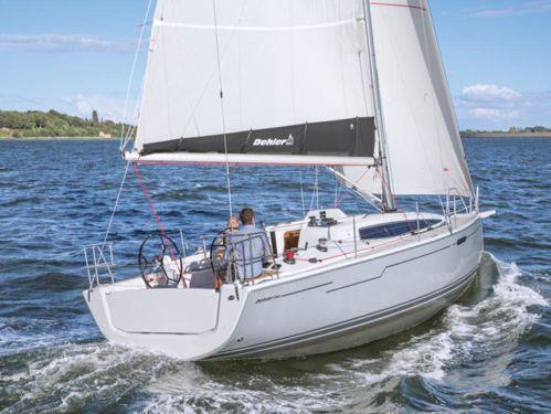 Sailboat Dehler 34 (2017)