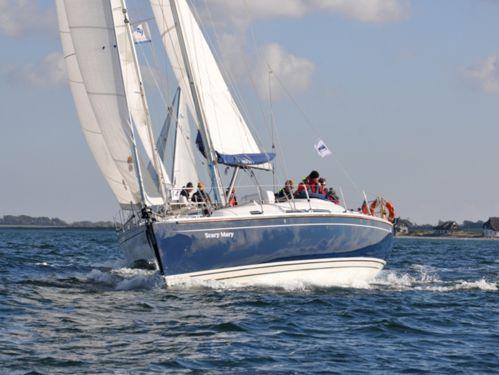 Sailboat Hanse 370 (2008)