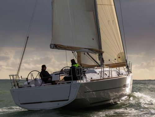 Sailboat Dufour 382 Grand Large (2016)