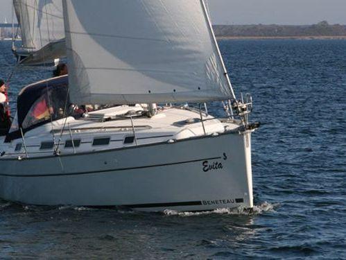 Sailboat Beneteau Cyclades 39 (2008)