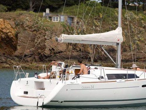 Segelboot Beneteau Oceanis 34.2 (2011)