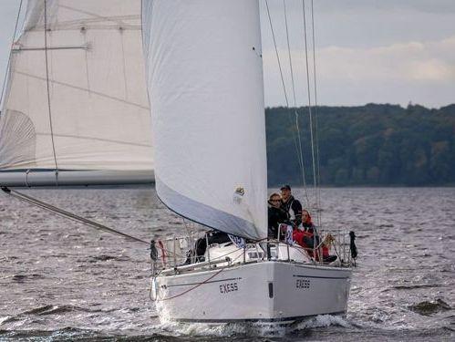 Sailboat X-Yachts 37 (2008)
