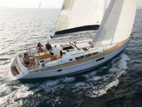 Sailboat Jeanneau Sun Odyssey 49 (2008)