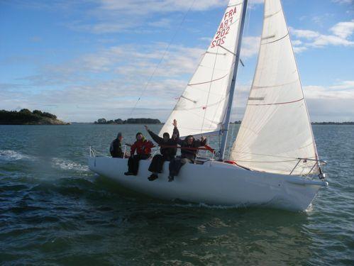 Sailboat J 80 (2010)