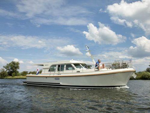 Motorboot Linssen Grand Sturdy 40.0 Sedan (2020)