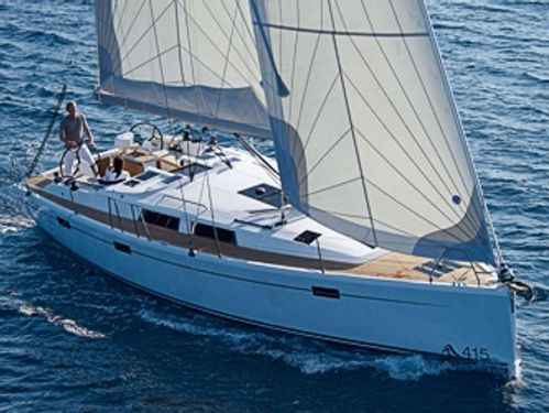 Segelboot Hanse 415 (2015)
