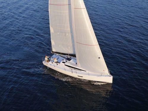 Segelboot Elan E4 (2020)