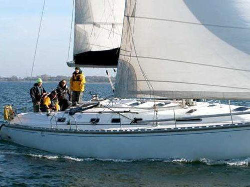 Sailboat Dufour 43 (1998)